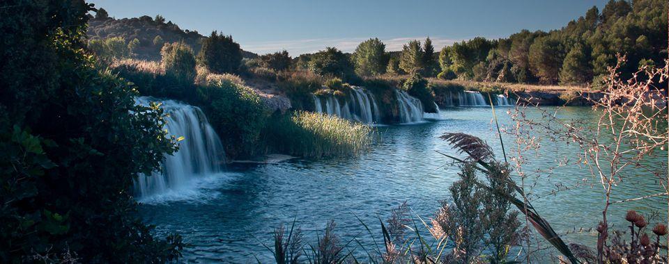 Fotografía de las Lagunas de Ruidera